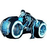 ムービー・マスターピース トロン:レガシー 1/6スケール ライトアップ機能付きビークル ライト・サイクル&サム・フリン