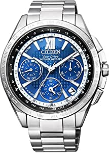 [シチズン]CITIZEN 腕時計 ATTESA アテッサ Eco-Drive エコ・ドライブ GPS衛星電波時計 F900 ダブルダイレクトフライト 針表示式 CC9010-66L メンズ