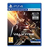 Eve Valkyrie PS4 Game (PSVR Required) Sony