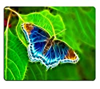 17P00633高品質の創造性Mousepadゲーム用マウスパッドElectric Butterfly
