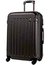 [グリフィンランド]_Griffinland TSAロック搭載 スーツケース 超軽量 マット加工 newFK10371 ファスナー開閉式 【1年間修理保証対応】
