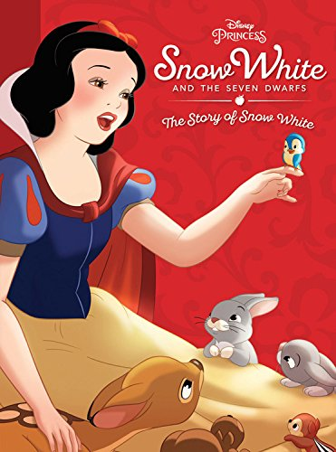 Snow White and the Seven Dwarfs: The Story of Snow White (Disney Princess)