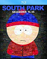 South Park: Seasons 11-15 [Blu-ray]