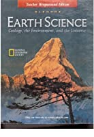 Earth Sciencw: Geology, the Environment and the Universe