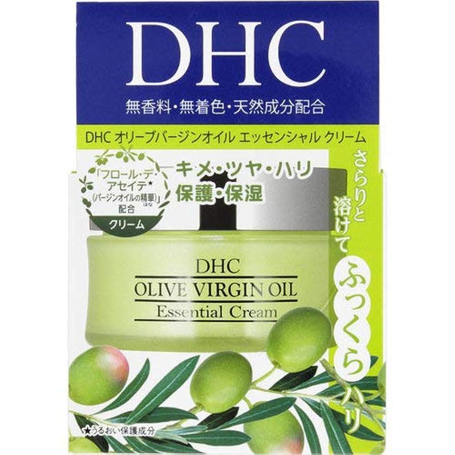 式暗唱する農学DHC オリーブバージンオイル エッセンシャル クリーム SS 32g