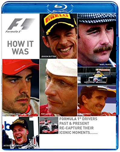 F1 How It Was [Blu-ray] [Impor...