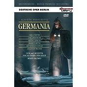 フランケッティ:歌劇「ゲルマニア」全曲 [DVD]