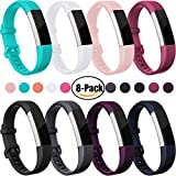 For Fitbit Alta HR and Alta Bands, Maledan Replacement Accessories Wristbands for Fitbit Alta and Alta HR
