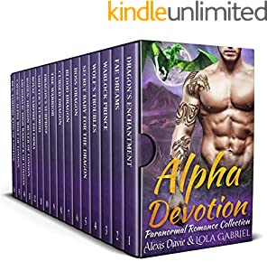 Alpha Devotion: Paranormal Romance Collection (English Edition)