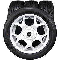 16インチ 4本セット タイヤ&ホイール BRIDGESTONE (ブリヂストン) POTENZA (ポテンザ) RE050A 195/55R16 BMW MINI (ミニ) COOPER (クーパー) 純正 16×6.5J(+48) PCD100-4穴