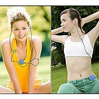 ヘッドセット Bluetoothアダプター レシーバー クリップオン スタイル ミニ ワイヤレス イヤホン ヘッドホン マイク付き ステレオレシーバーアダプター MP3音楽プレーヤー ハンズフリー 3.5mmオーディオポート
