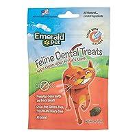 Smart n' Tasty Cat Dental Grain Free Treats, 3-Ounce, Salmon by Smart n' Tasty