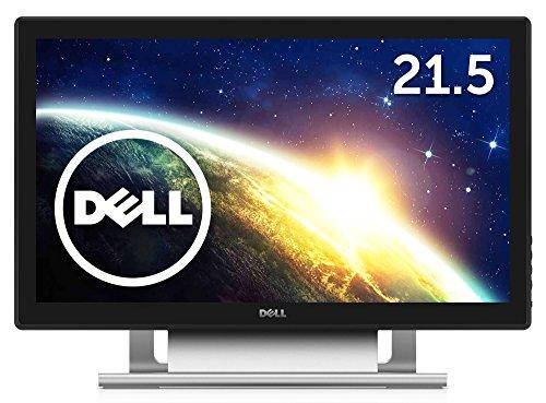 Dell ディスプレイ タッチ モニター S2240T 21.5インチ/フルHD/VA光沢/12ms/VGA,DVI,HDMI/10点マルチタッチ/3年間保証