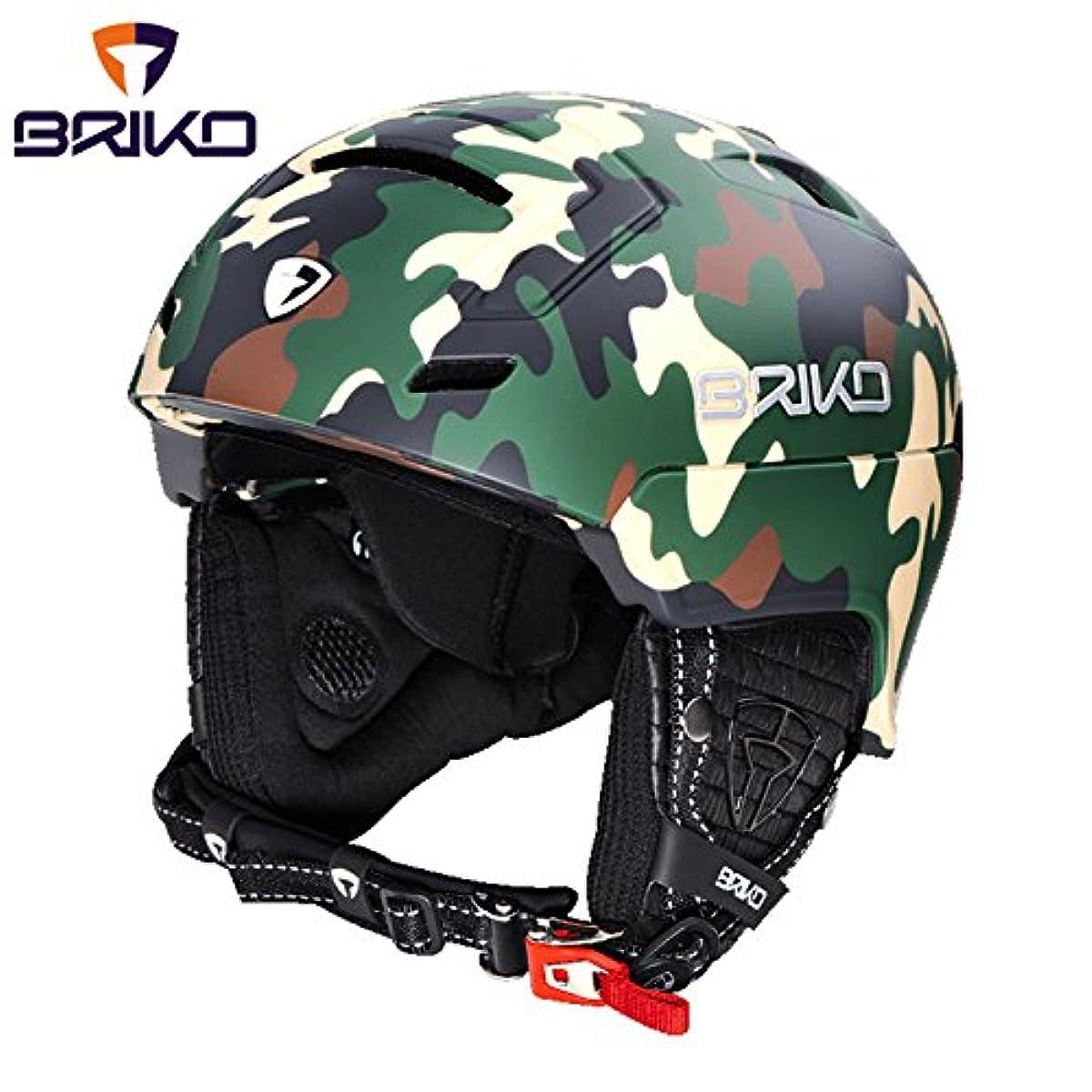 [해외] BRIKO(브리고)STROMBOLI 스키 헬멧 프리 라이드 맨즈 레이디스 A65(매트아 20000H0-