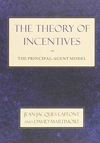 The Theory of Incentives: The Principal-Agent Modelの詳細を見る