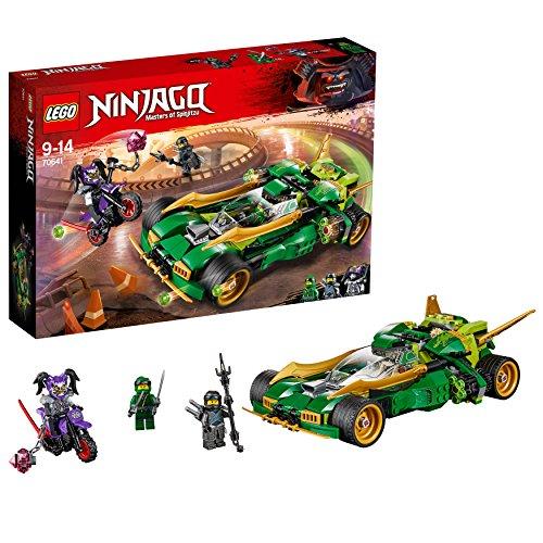 LEGO (LEGO) choose a ninjago character Ninja / Nightcrawler 70641