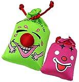 びっくり 笑い袋 セット 大小
