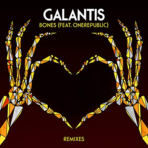 Bones (feat. OneRepublic) [Rem...