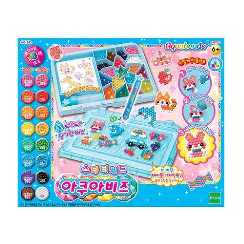 Toytron Aquabeads Starter Set 子供のおもちゃ [並行輸入品]