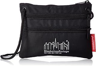 すごくおしゃれなマンハッタン・ポーテージのサコッシュです。アメリカのメッセンジャーバッグなどで有名なブランドでしたが、現在ではおしゃれアイテムとして日本でも