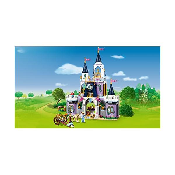 レゴ(LEGO) ディズニー シンデレラのお城...の紹介画像4