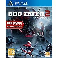 God Eater 2: Rage Burst (Includes God Eater Resurrection) (PS4) [並行輸入品]