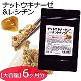 【大容量】熟生ナットウキナーゼ&レシチン