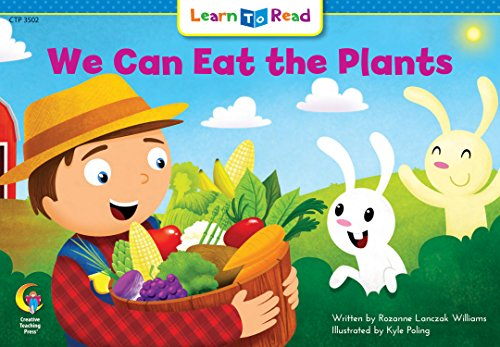 We Can Eat the Plants (Emergent Reader Science; Level 1)の詳細を見る