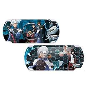 「戦律のストラタス」Persona Skin -Portable- 帝特六機ver.九断征四郎 PSP-3000シリーズ専用