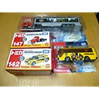 Tomica Transformers 4点セット