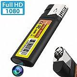 SeiTang 1080P HD高画質 ライター型隠しカメラ 繰り返し録画機能付 電熱線式ライター機能