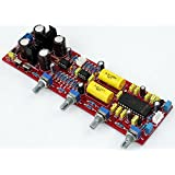 Newone NE5532 トーンコントロール付きプリアンプ完成基板