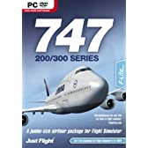 747-200/300 Series Add-On for FSX and FS2004 (輸入版)