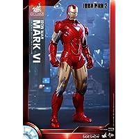 【ムービー?マスターピース】 『アイアンマン2』 1/6スケールフィギュア アイアンマン?マーク6 (六本木リミテッド?エディション)