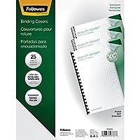 FUTURA PRESENTATION BINDING SYSTEM COVERS, 11 X 8-1/2, FROST, 25/PACK (並行輸入品)
