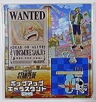 劇場版 ONE PIECE STAMPEDE ポップアップキャラスタンド サンジ ワンピース スタンピード