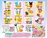 ディズニーキャラクターmogumoguおやつ モグモグ DISNEY 食玩 リーメント(全12種フルコンプセット)