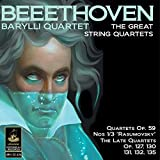Beethoven: The Great String Quartets
