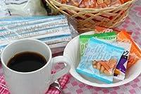名古屋セット(A)マイルドブレンド豆(ホール)500gコーヒーフレッシュ50個ステックシュガー(3g)50本スナック菓子50個