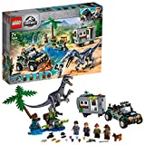 レゴ(LEGO)ジュラシック・ワールド バリオニクスの対決トレジャーハント 75935 ブロック おもちゃ 恐竜 男の子