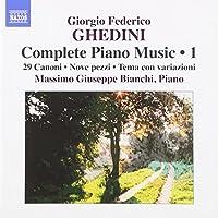 Complete Piano Music Vol. 1
