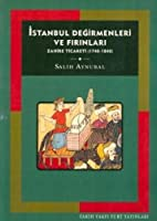 Istanbul Degirmenleri ve Firinlari Zahire Ticareti (1740-1840)