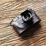 cam-in (カムイン) カメラケース ライカ LEICA M8、M9用 イタリアンレザー (CA027シリーズ(コーヒーブラウン))