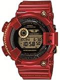 [カシオ]CASIO 腕時計 G-SHOCK ジー・ショック 30周年記念モデル FROGMAN フロッグマン Rising Red ライジング・レッド 潜水用防水機能 タフソーラー採用 【数量限定】   GF-8230A-4JR メンズ