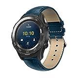 Must Have Memela ( TM ) 20?mm for Huawei Watch 2時計、一致するモダンレザー時計バンド交換ストラップ