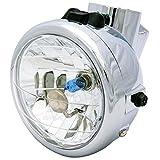 Big One(ビッグワン) バイク ヘッドライト PH7バルブ 交換 HONDA用 4Mini クリアレンズ 8601