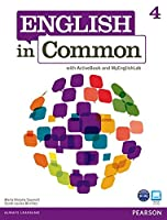 English in Common  Level 4 Student Book with ActiveBook CD-ROM and MyLab Access