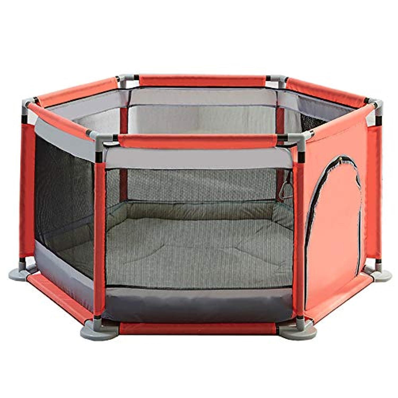 ベビーサークル, ポータブル赤ちゃんの遊び場、安全遊び庭のフェンス、屋内の子供の遊びのフェンス赤ちゃんの這う幼児のフェンスの赤ちゃんのホームゲームフェンス