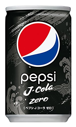 サントリー ペプシ Jコーラ ゼロ 155ml缶×30本