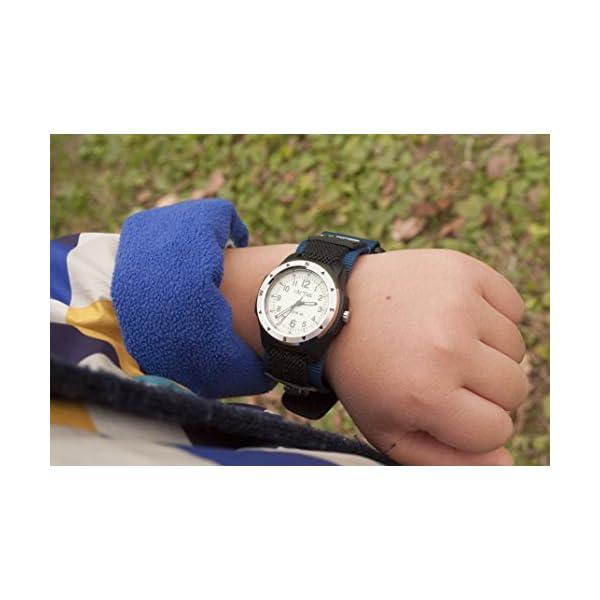 [カクタス]CACTUS キッズ腕時計 蓄光ダ...の紹介画像9